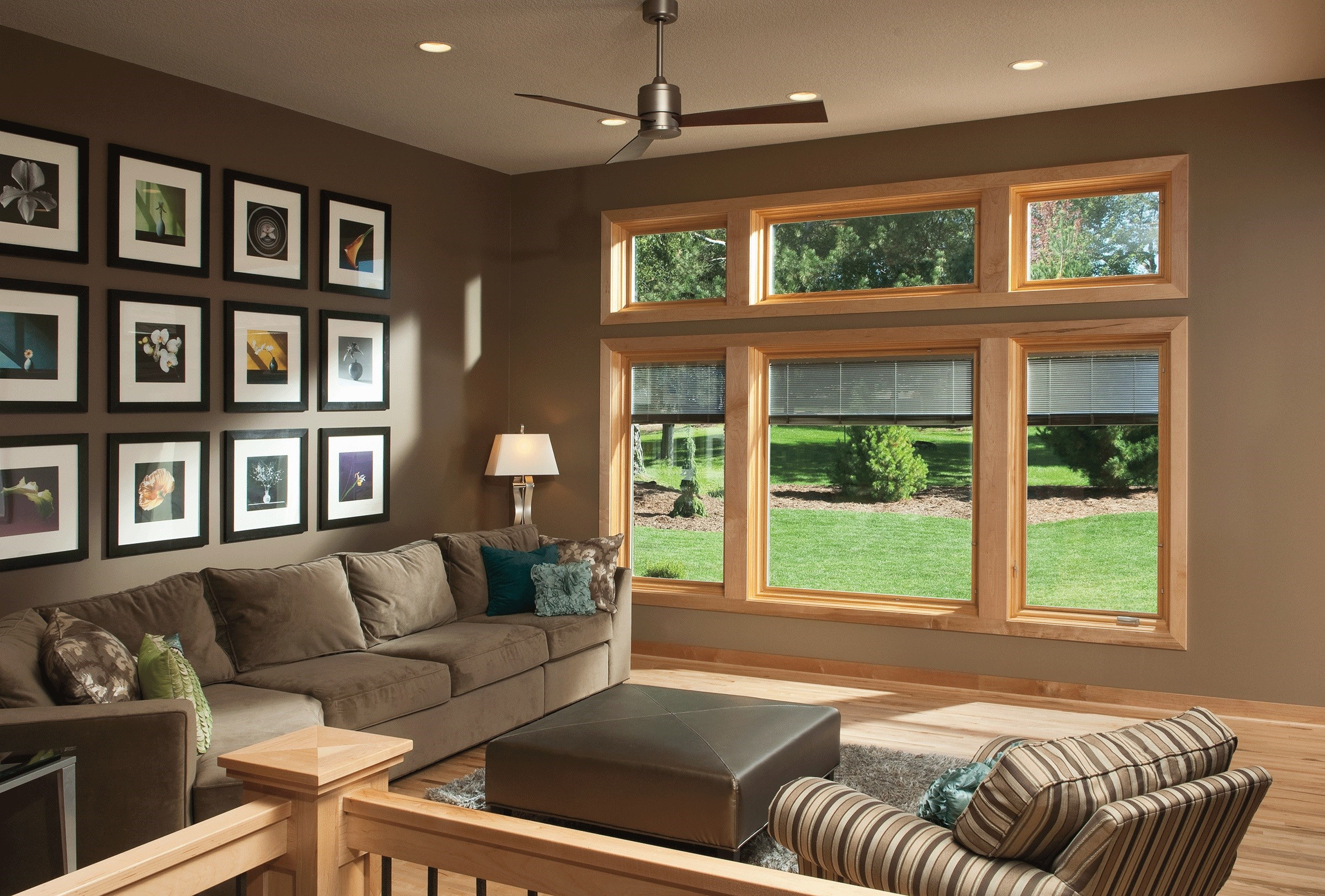 Replacement bay windows colorado window company for Wood windows colorado